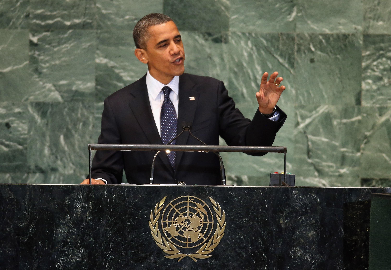 President Obama Praised Merkel's Refugee Policy