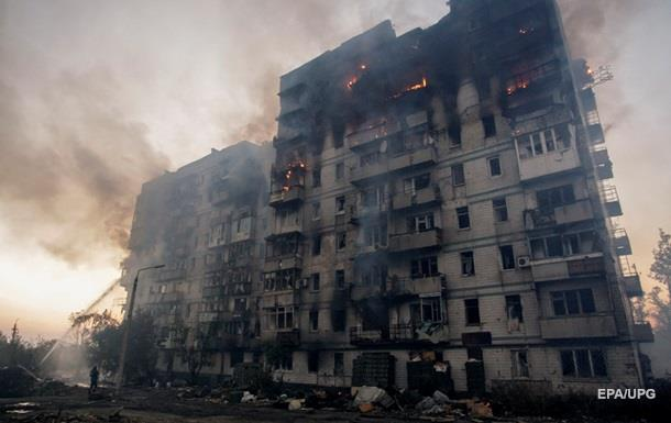 Escalation In Donbass - Many Civilian Casualties