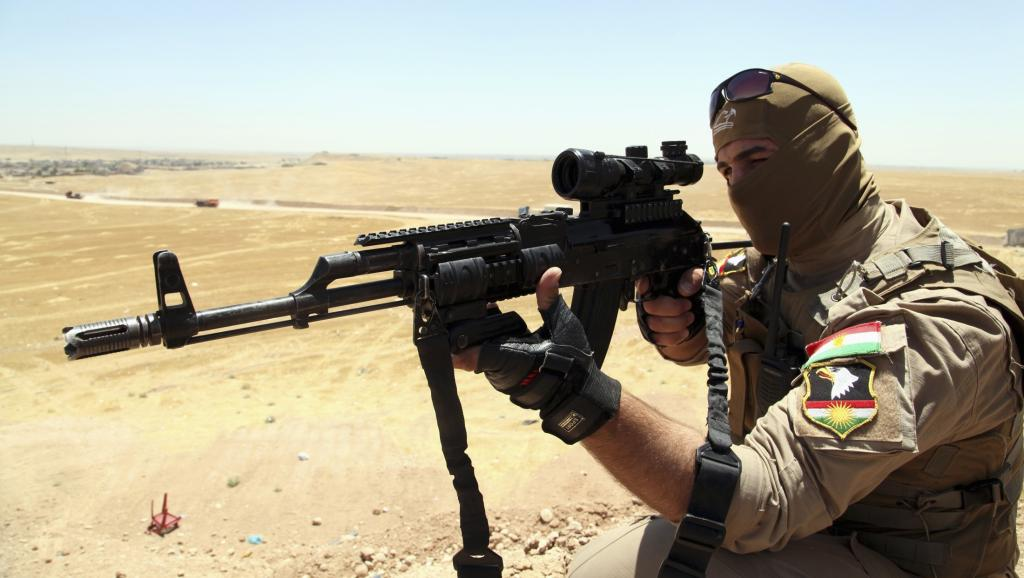 Iraqi Army & Kurds Agree to Liberate Mosul with Joint Efforts