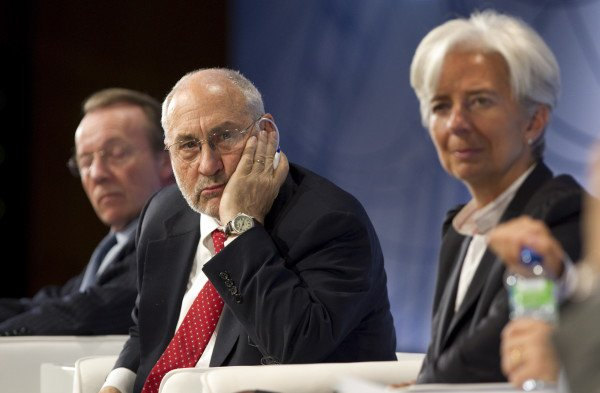 Nobel Laureate Stiglitz: Germany Should Leave Euro