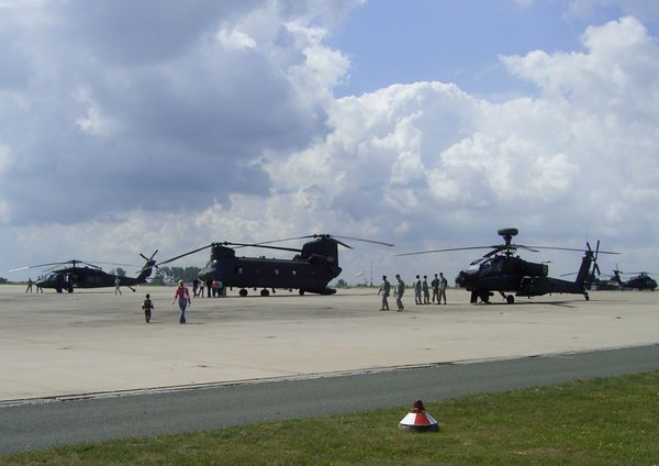 US Army Increasing Presence in Ansbach, Germany