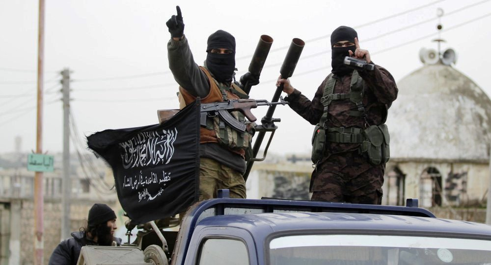 US Tries to Protect Jabhat al-Nusra from Strikes in Syria