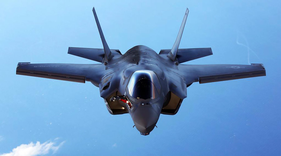 US Air Force Withdrew 10 F-35 Fighter Jets Due To Defect