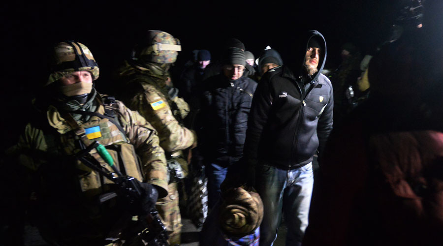 """Kiev Authorities Take Measures to """"Remove Traces of Torture"""""""
