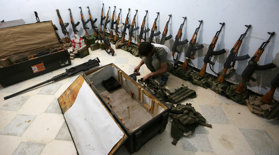 Washington Unmasks Plans to Arm Syrian Militants With MANPADS to 'Get the Russians to Back Off'