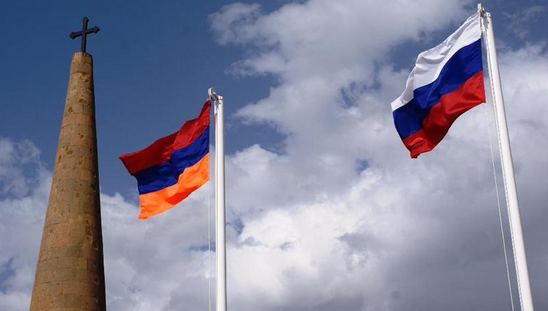 Russia & Armenia to Establish Unified Air Defense