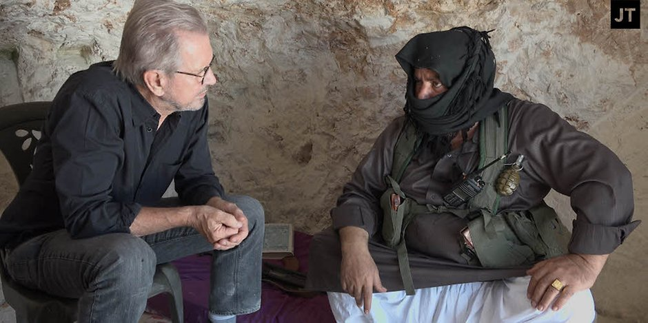 """Todenhöfer: Interview With Al-Nusra Commander """"The Americans stand on our side"""""""