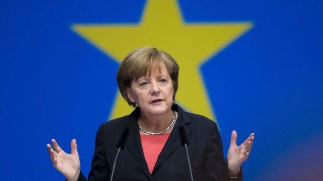 Merkel: EU States Have to Eat Humble Pie