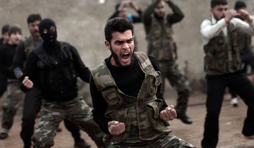 Jaish Al-Fatah Terrorists Massacre Civilians in Hama Province