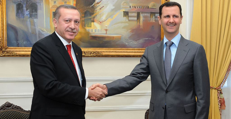 Syrian & Turkish Officials May Meet in Moscow