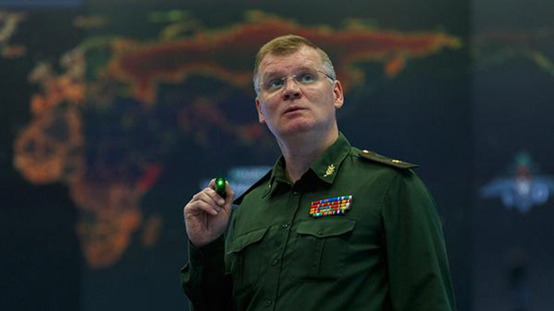 Russian MoD: Only Syrian Army Adheres to Silence Regime