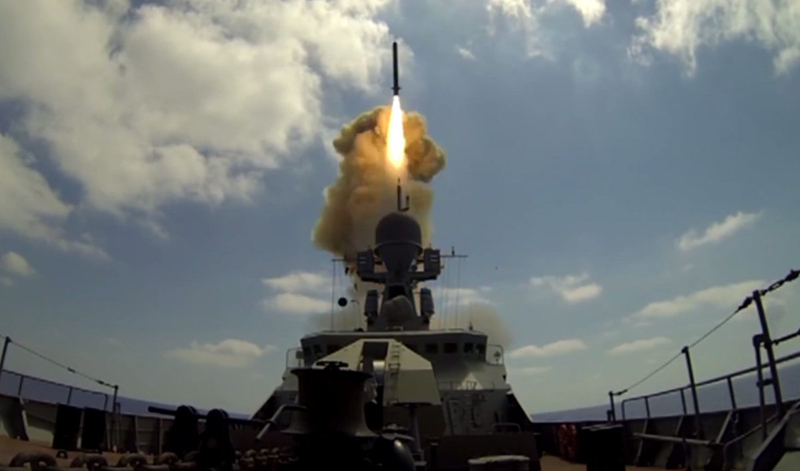 India to Buy Russian Kalibr Cruise Missiles