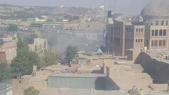 24 Killed, 90 Injured in Twin Blast near Afghan Defense Ministry