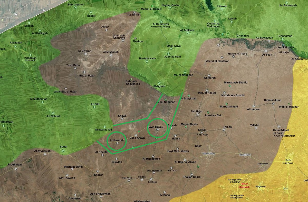 Turkish-Backed Militants Declared Military Zone in Al Bab Countryside, Prepare for Advance on It