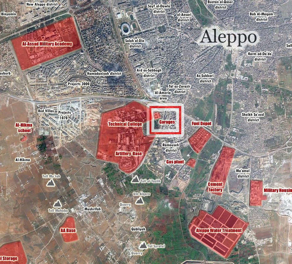 Russian Warplanes Deliver 50 Air Strikes on Terrorists as Syrian Army Tightens Aleppo Siege