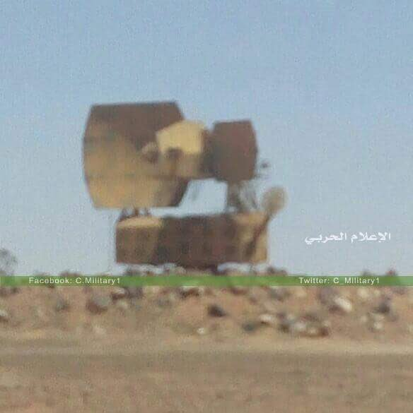 Syrian S-200 Air-Defence System in Southern Syria (Photos)