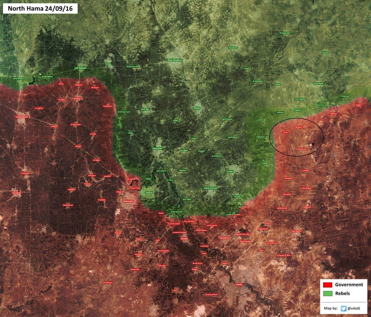 Jund al-Aqsa & US-backed 'Rebels' Launch Fresh Advance in Northerh Hama