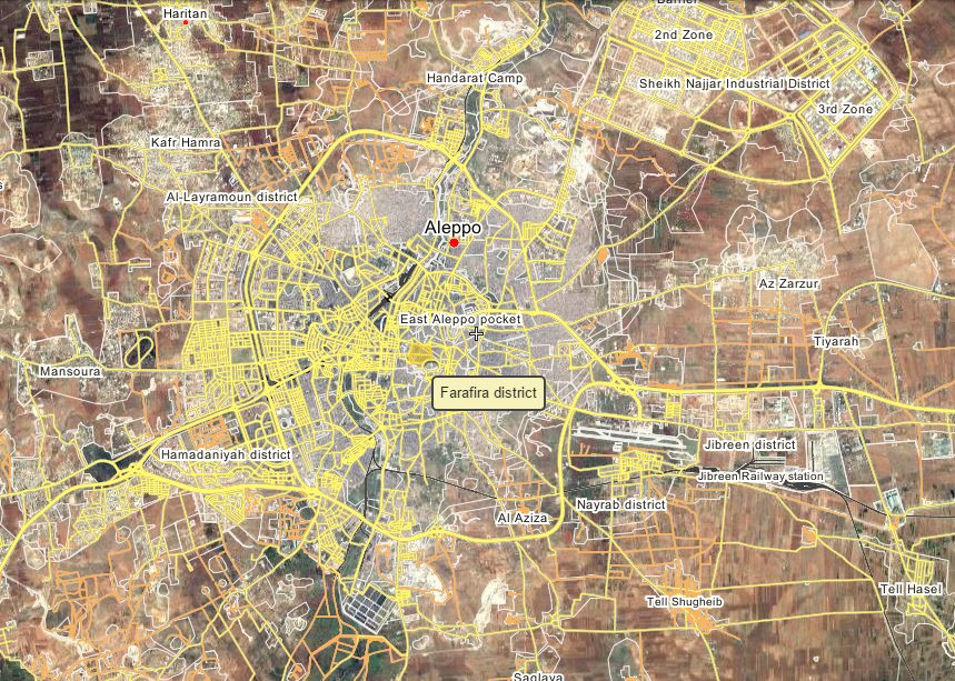 Syrian Army Takes Control of Farafra Neighborhood in Aleppo City - Reports