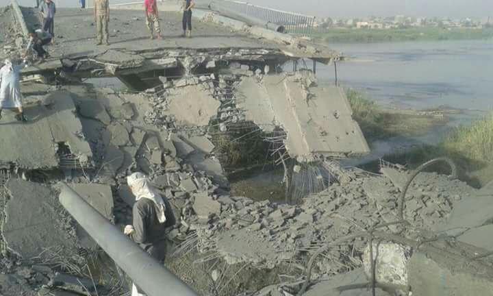 US-led Coalition Bombs Deir Ezzor 2nd Time in September (Photos)