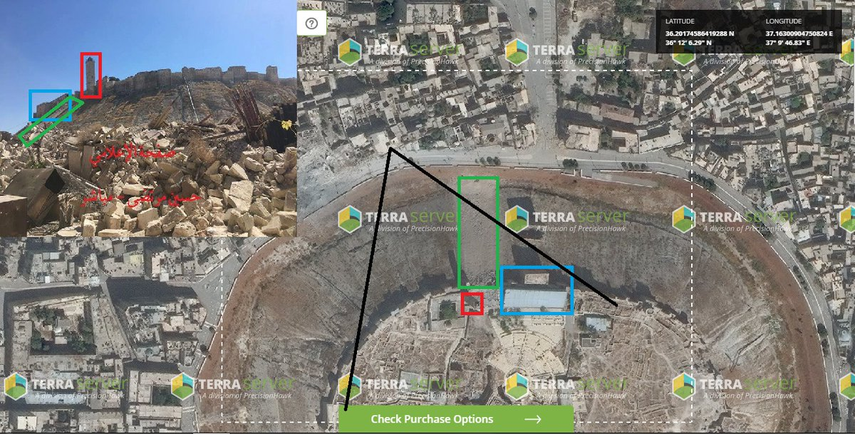 Overview of Military Situation in Aleppo City on September 29
