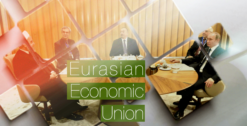"""What does the """"North-South"""" corridor mean to the Eurasian Union?"""