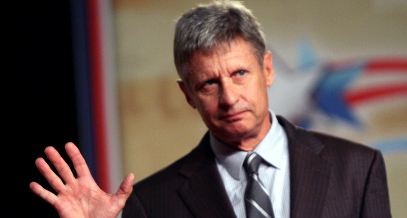 NYT Ridiculing Of Libertarian Presidential Candidate Failed With Four(!) Major Mistakes