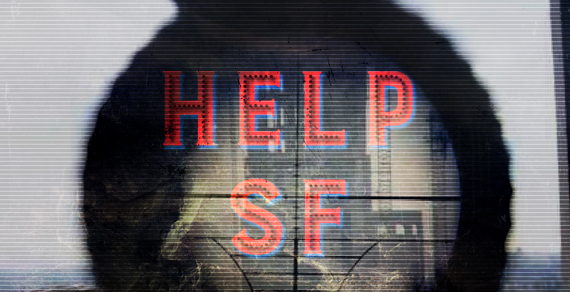 SF Needs Your Help in September
