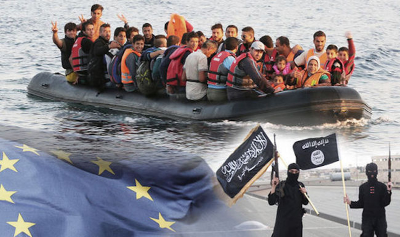 EU officials: 5,000 ISIS Members Living in EU