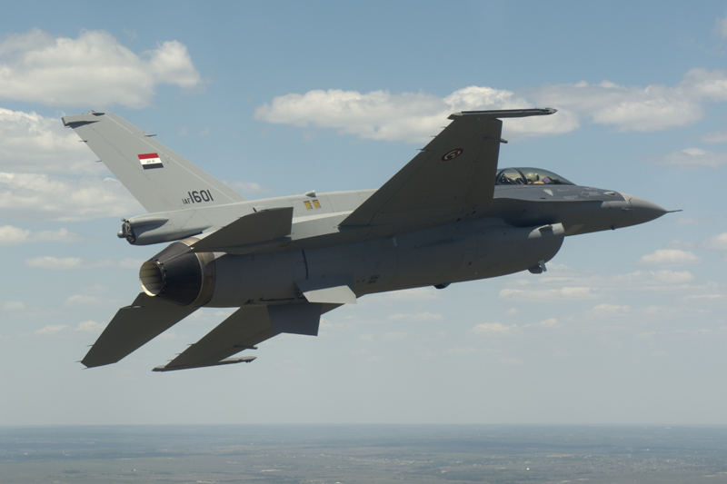 100 ISIS Terrorists Killed in Anbar Province by Iraqi Air Force Airstrikes