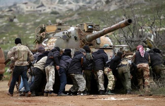 Al Nusra & Allies Launch Full-Scale Advance Outside Aleppo. Russia Responds with Air Strikes