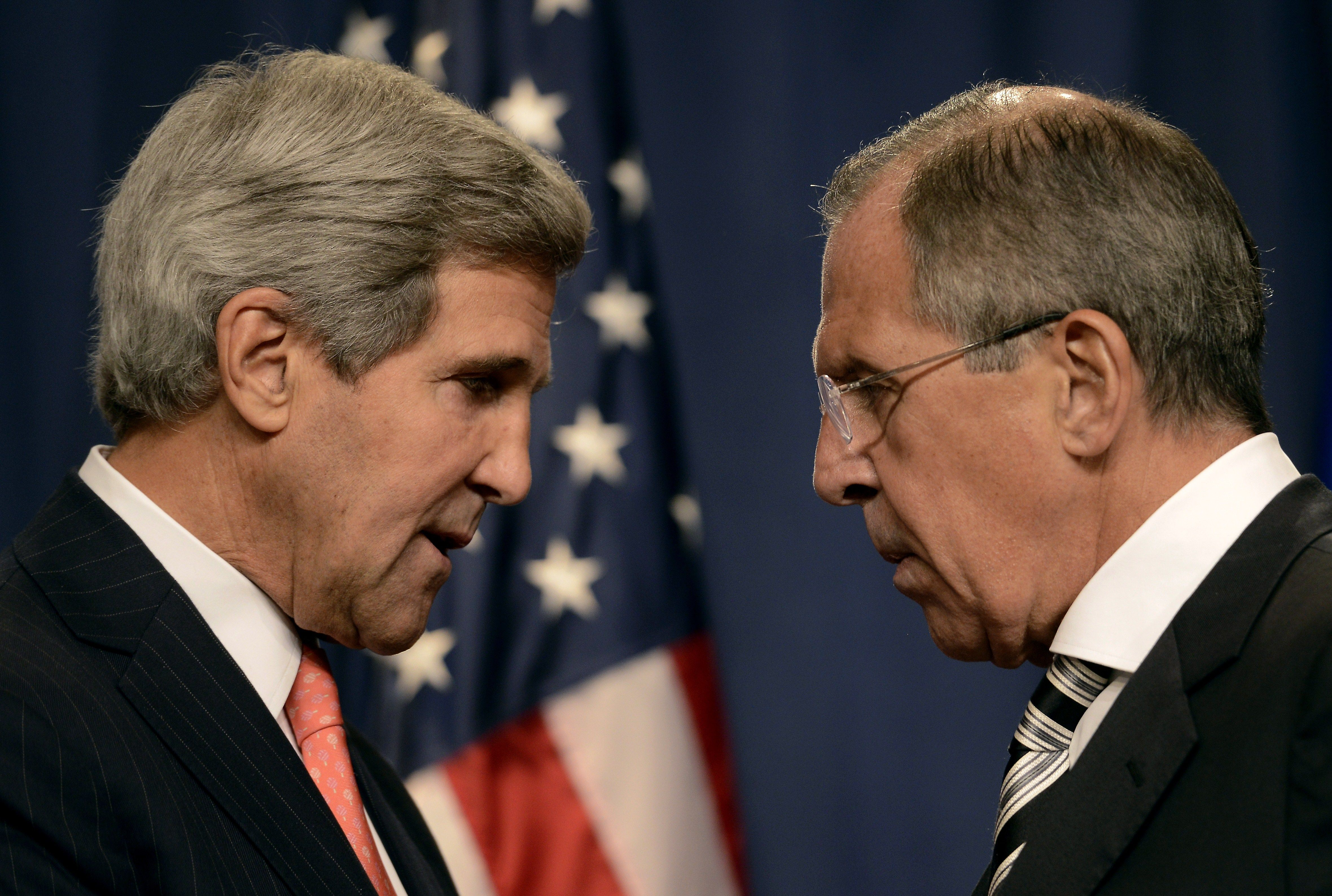 New US-Russia Meeting on Syrian Issue Is Held in Geneva
