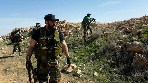 Liwaa Al-Quds, Syrian Army Storm the Handarat Camp in Northern Aleppo