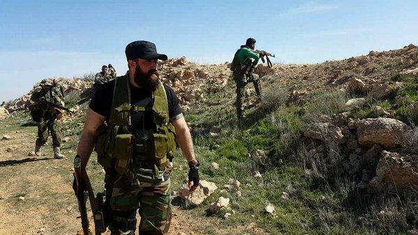 Liwaa Al-Quds, Syrian Army Storm the Handarat Camp in Northern Aleppo