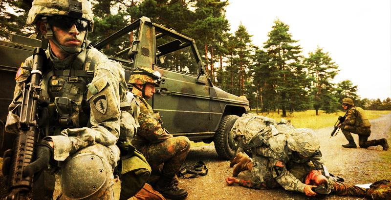 Germany and France Pushing Idea of EU Army