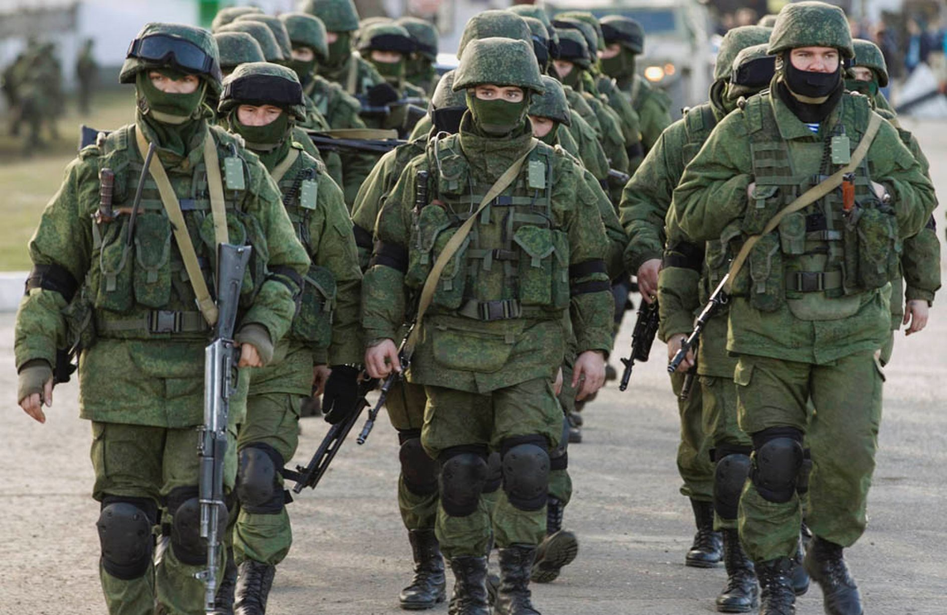 New Details about Russian Military Convoy that Arrived Aleppo City