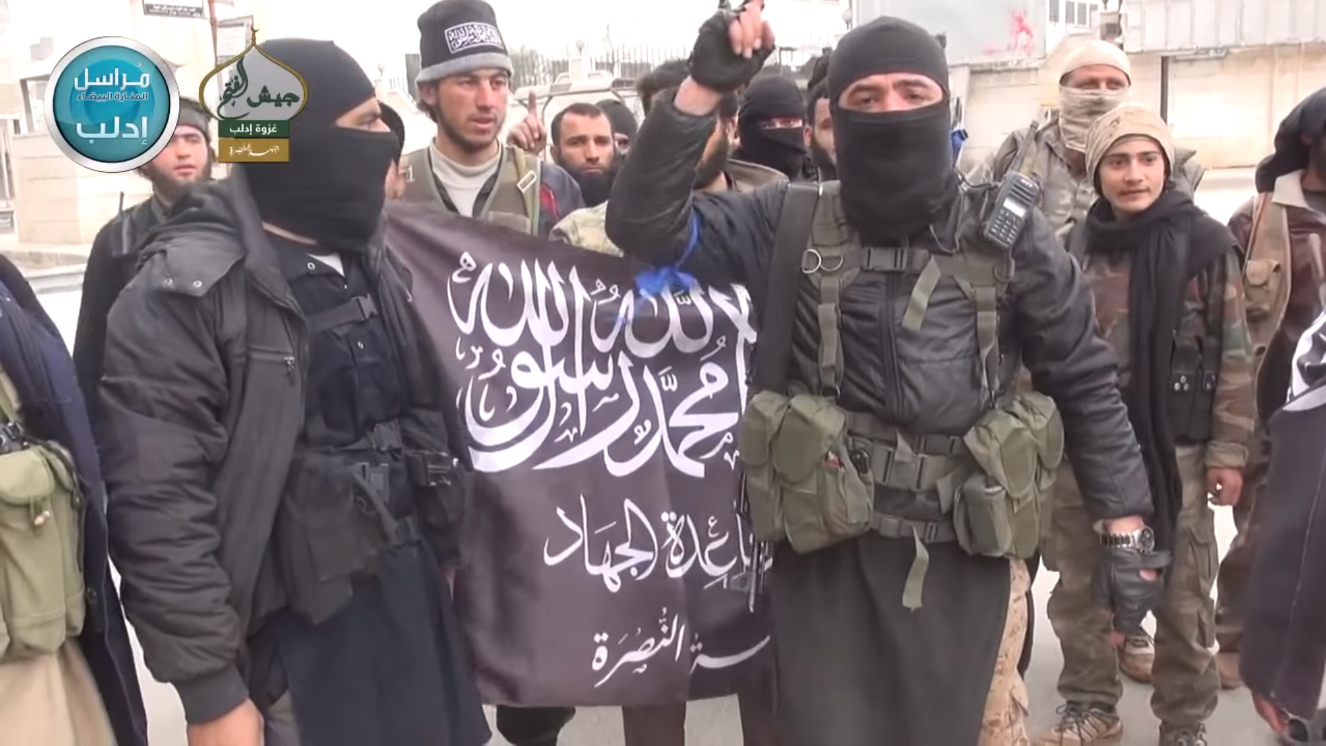 Al Qaeda's Ties to US-Backed 'Syrian Opposition'