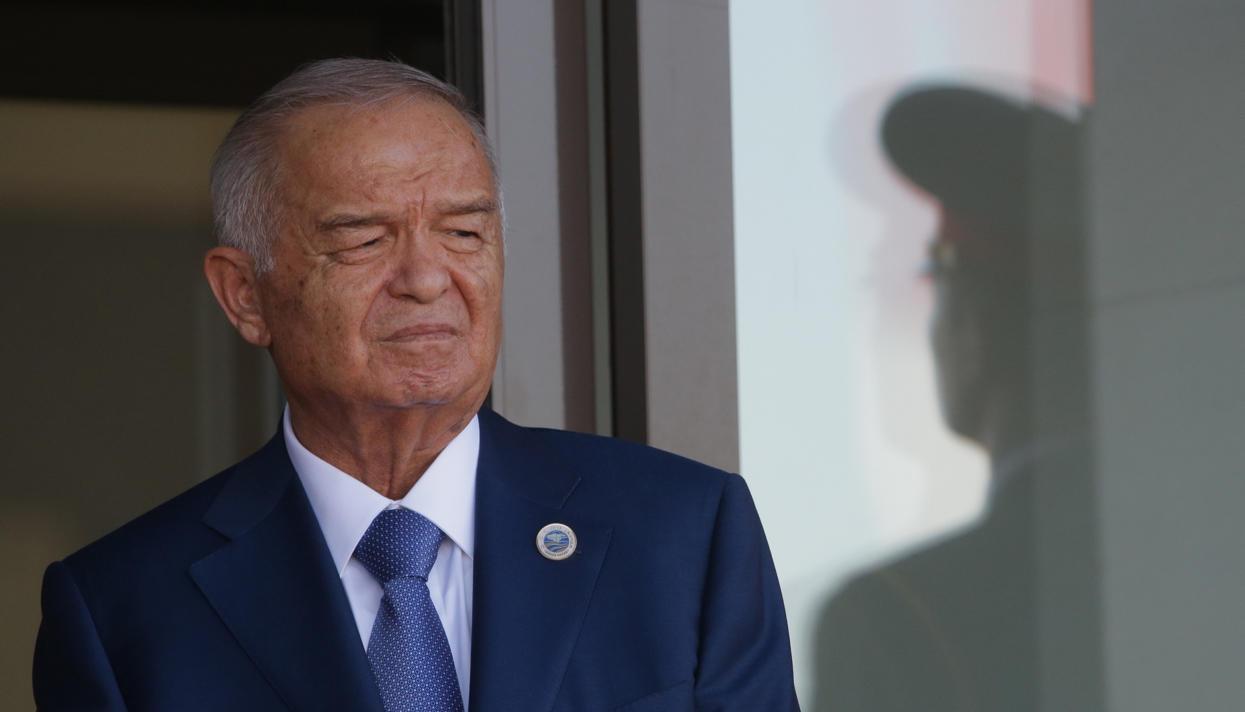 President of Uzbekistan Islam Karimov Died