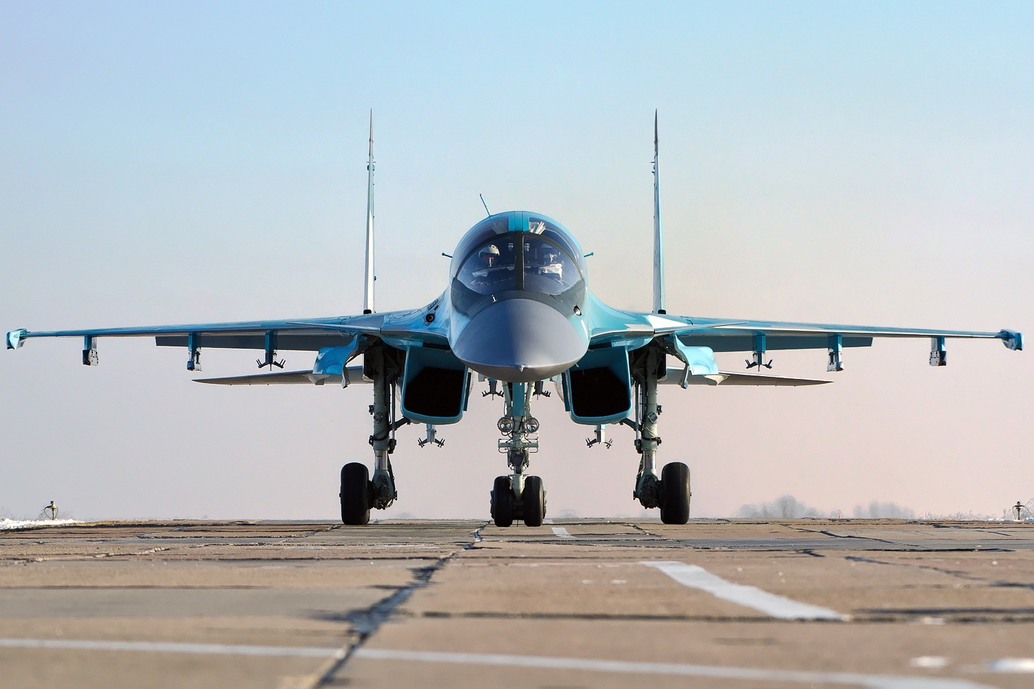 Russian, Syrian Jets Conduct 100+ Airstrikes in Aleppo