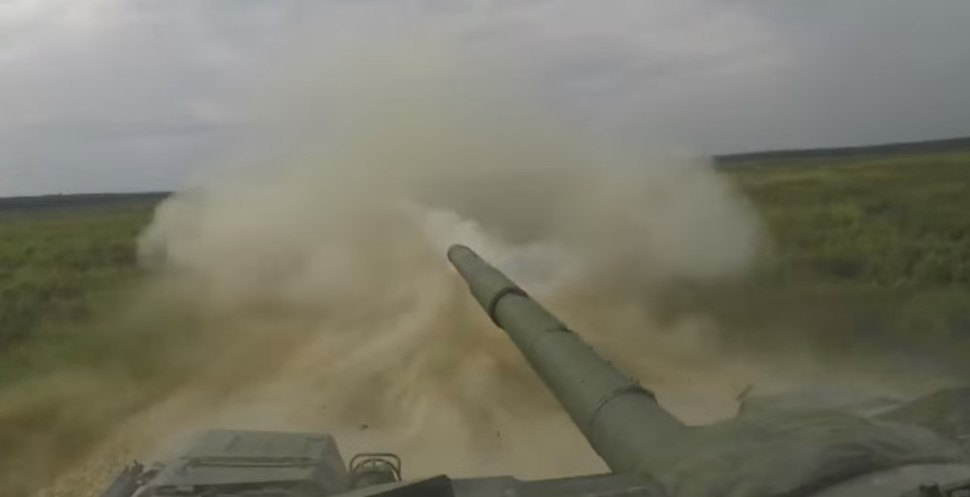 Rare Video of Armata Tank in Action Published by Russian Defense Ministry