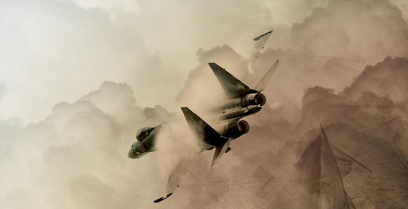 Syrian Gov Forces & Russian Warplanes Repel Major Attack in Hama. 70 Terrorists Killed
