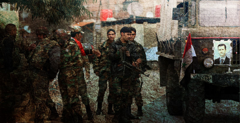 Syrian Army Starts Massive Operations to Clean Maardas from Terrorists
