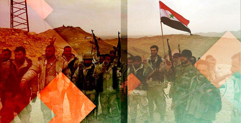 Syrian Army Advances in Damascus: Dozens of Terrorists Killed