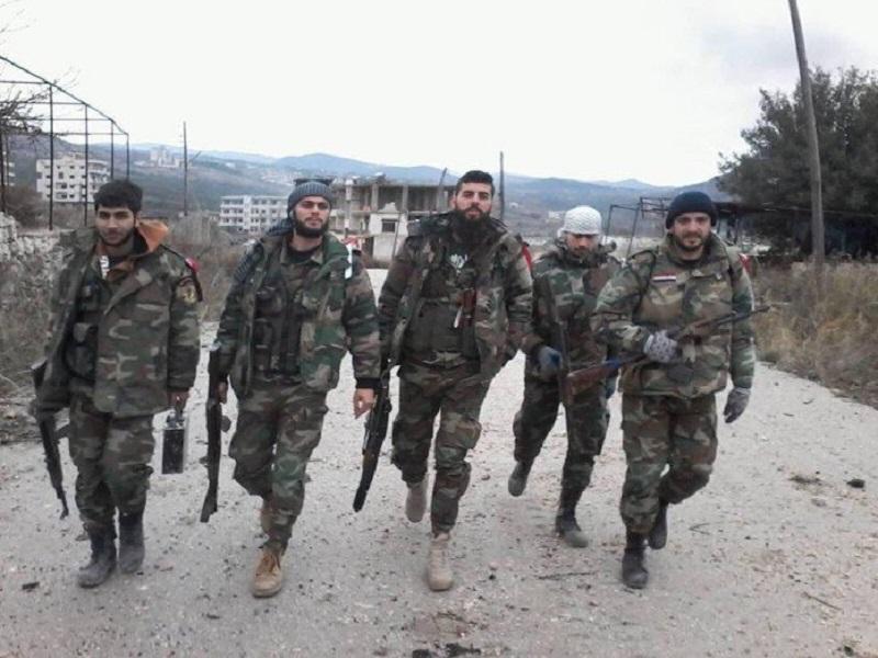 Syrian Army advances in northern Latakia