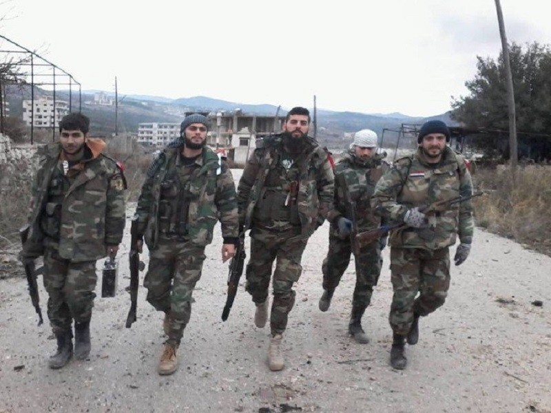 Syrian Army advances in northern Latakia