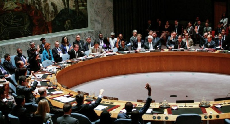 Britain, France, US seek urgent Security Council meeting on Syria