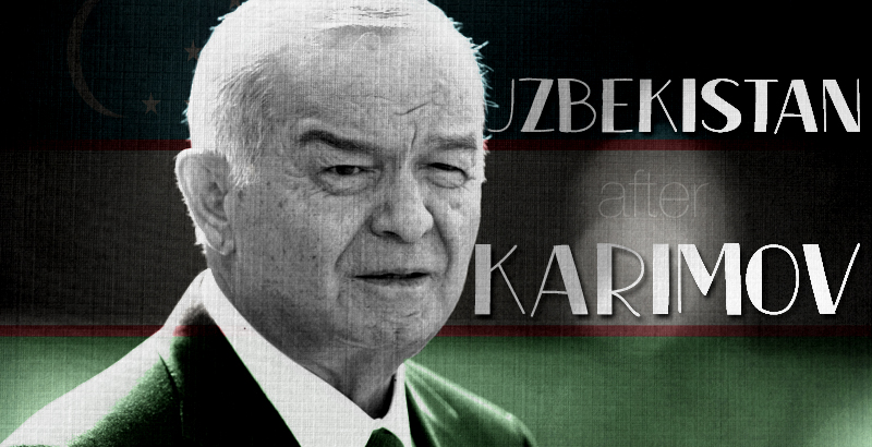 The Death of Islam Karimov Is More Important than the Elections in the USA