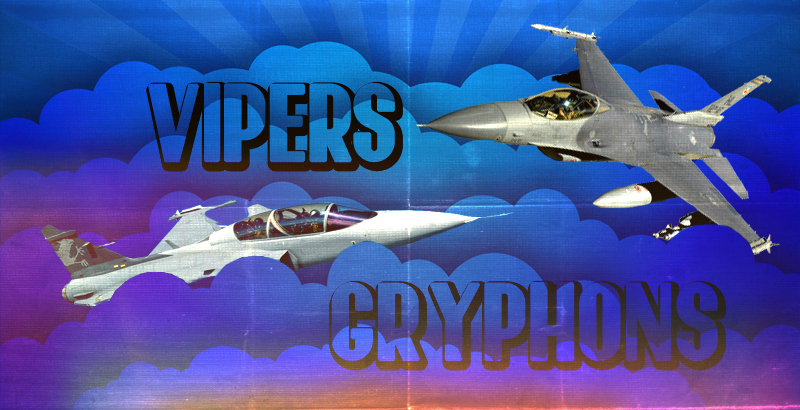 """Vipers"" and ""Gryphons"" with Mileage for Eastern Europe"