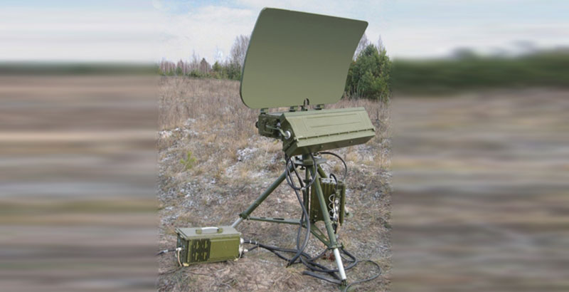 Syrian Army Receives Advanced Mobile Radar System from Russia (Photos)