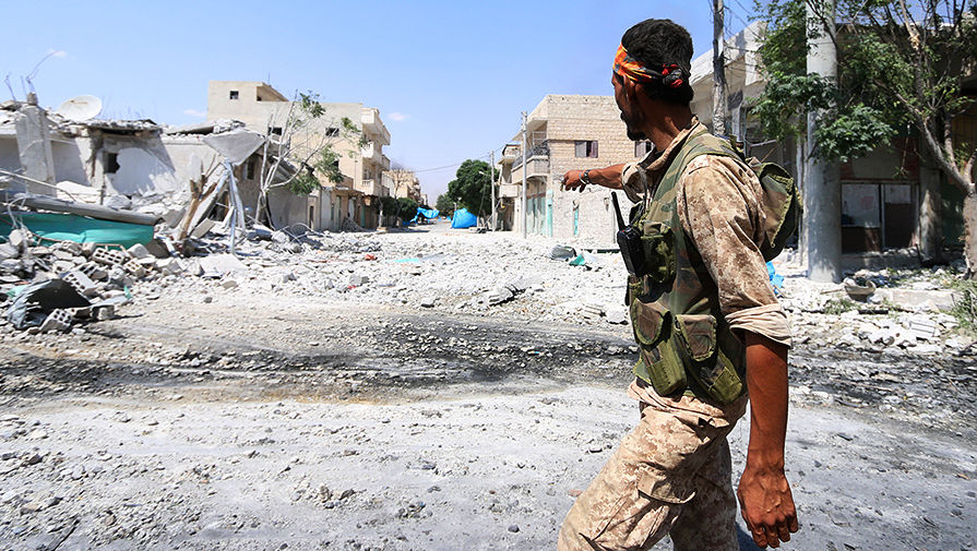 Syrian Command Issues Ultimatum to Terrorists Surrounded in Aleppo