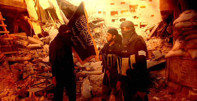 'Moderate' Suqour al-Sham Brigade Joins Al-Nusra Front Terrorist Group & Its Allies